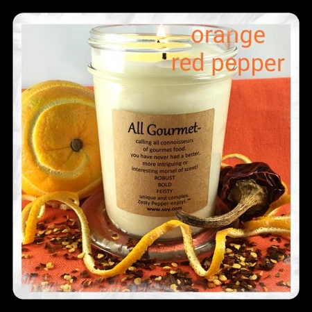 All Gourmet Soy Wax Candle