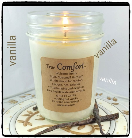 True Comfort Soy Wax Candle