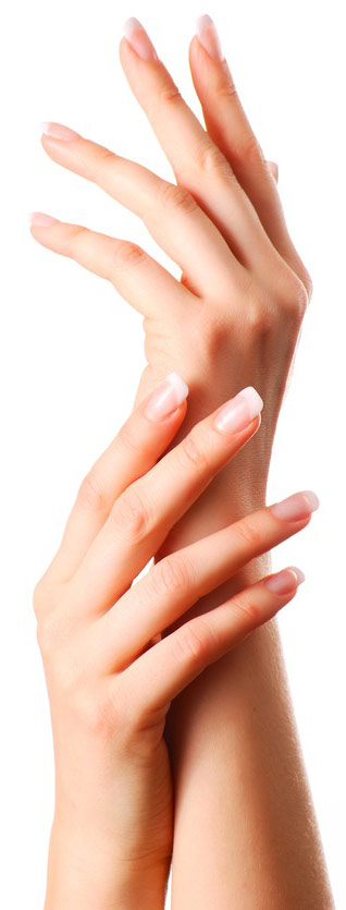 Beautiful Skin and Nails with Soy