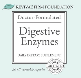 Revival®  Firm Foundation Digestive Enzymes