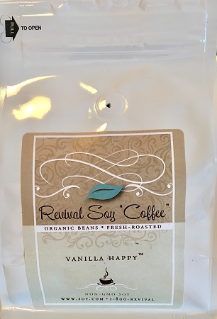 Vanilla Happy Soy Coffee (12oz)
