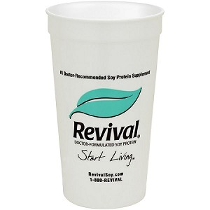 Revival Soy Drink Cup