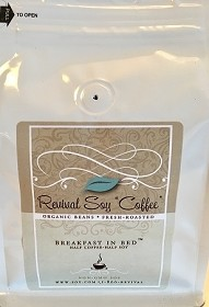 Revival Breakfast in Bed Blend Soy Coffee (12oz)